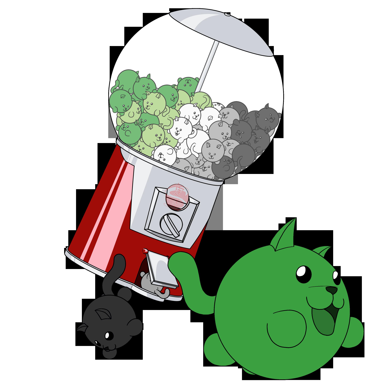 cat gumball machine - aro + logo.png