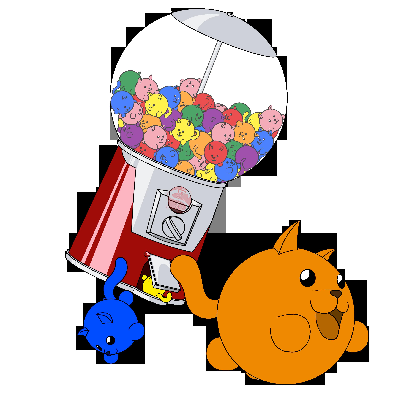 cat gumball machine - rainbow + logo.png