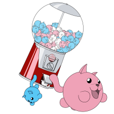 cat gumball machine - trans + logo.png